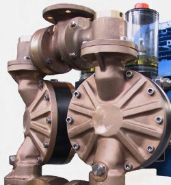 Double Membrane pumps