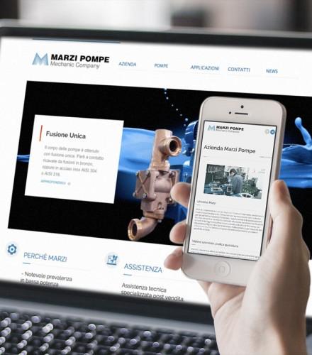 On line il nuovo sito Marzi