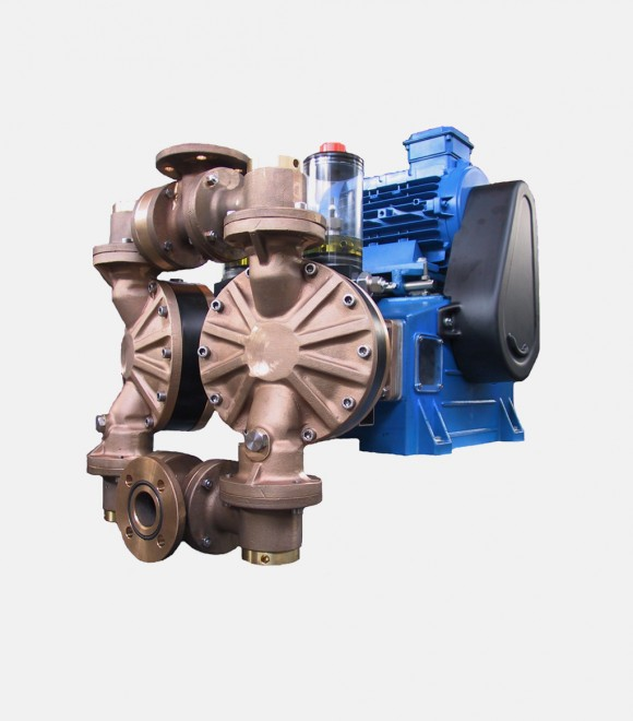 New line of pumps