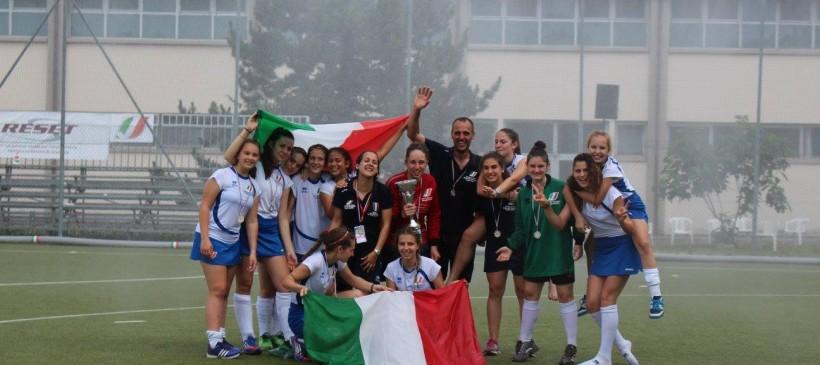 Campionesse d'Italia, nuovamente!